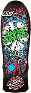 Grabke Exploding Clock Reissue Santa Cruz Deck
