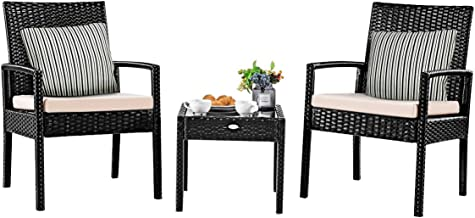 Best balcony furniture rattan Reviews