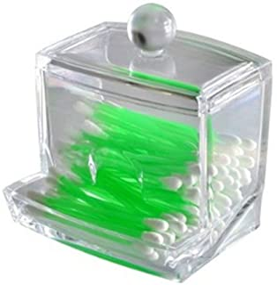 Da.Wa Coffret de cosmétiques en Coton Acrylique Transparent Transparent de Haute qualité