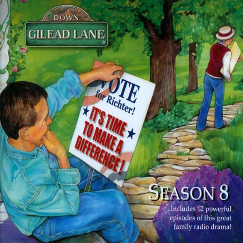 Down Gilead Lane, Season 8 audiobook cover art