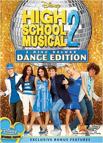 High School Musical 2 Deluxe Dance Edition by Zac Efron