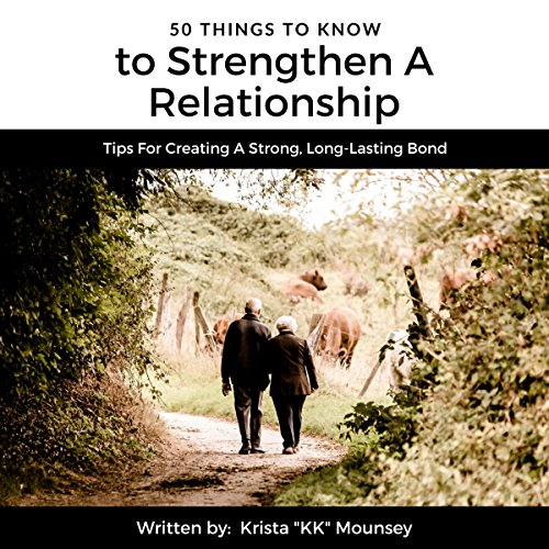 50 Things to Know to Strengthen a Relationship audiobook cover art