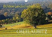 Schoene Landschaften der Oberlausitz (Wandkalender 2022 DIN A4 quer): Farbige Fotografien von Oberlausitzer Landschaften (Monatskalender, 14 Seiten )