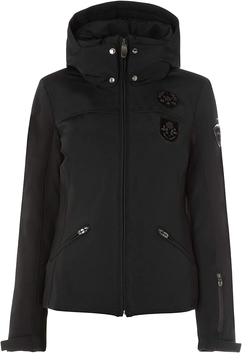 Post Card Women's Technical Jacket in Opaque