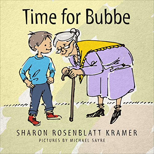 Time for Bubbe (English Edition)