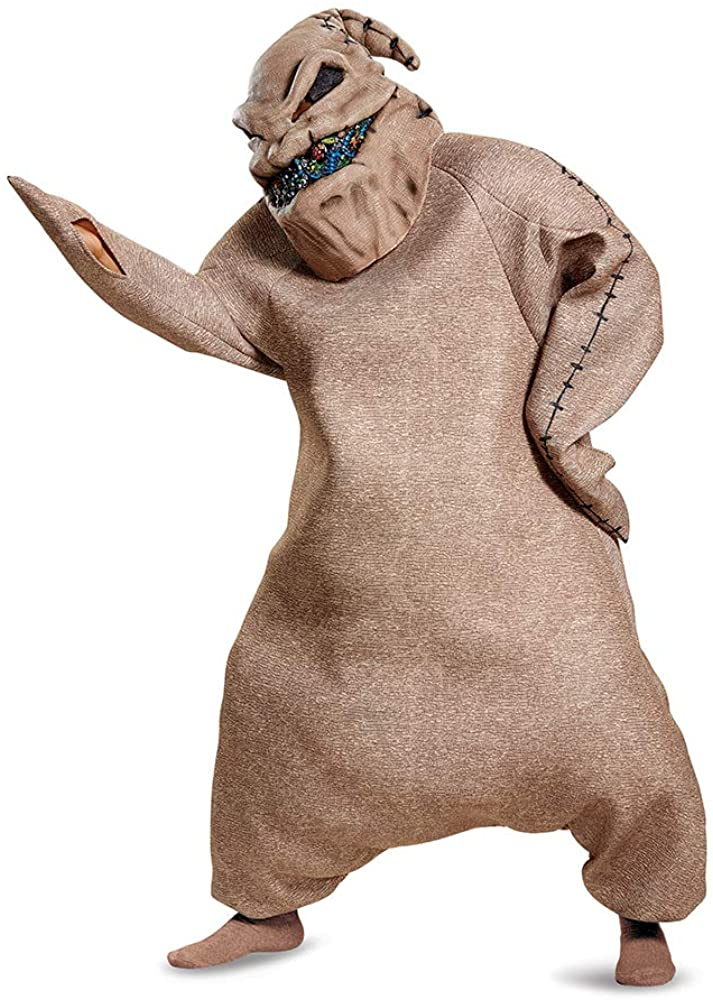 Amazon Com Disguise Adult Oogie Boogie Prestige Costume Clothing And if you aren't shakin' then there's something very wrong 'cause this may be the last time you hear. disguise adult oogie boogie prestige costume