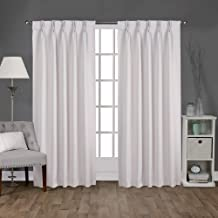 Best extra wide pinch pleat curtains Reviews
