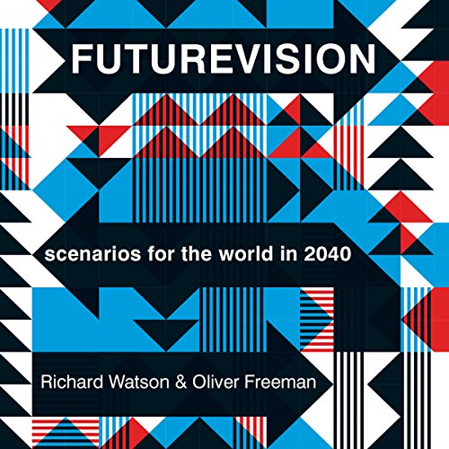 Futurevision audiobook cover art