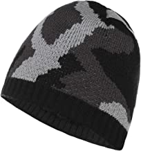 iClosam Daily Knit Beanie Warm Stretchy & Soft Beanie Hats for Men & Women Slouchy Hat Baggy Camouflage Cap
