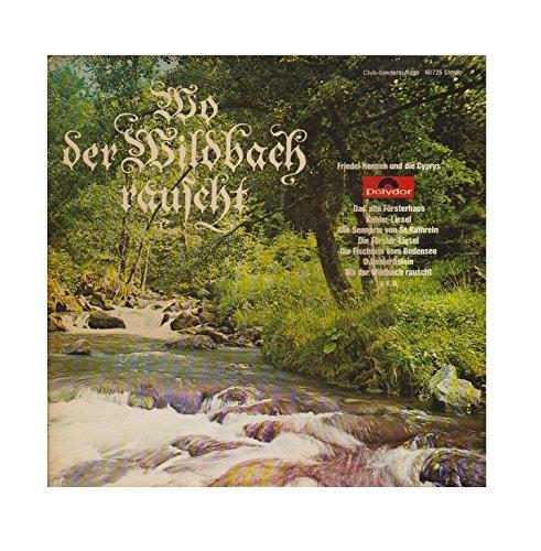 Wo der Wildbach rauscht / Vinyl record [Vinyl-LP]
