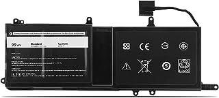 ノートパソコンのバッテリーLaptop Battery for Dell Alienware 15 R3 R4 17 R4 R5 P31E001 P31E002 P69F001 P69F002 ALW17C-D1738 D1748 D1758 ...
