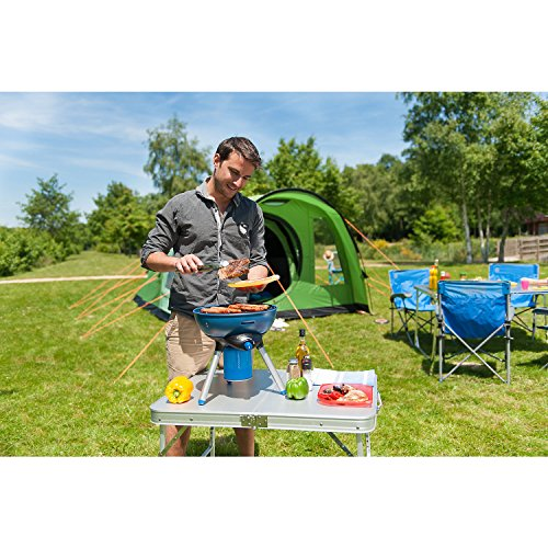 Campingaz Party Grill 200 Stove Grill Camping Stove and Grill - Blue