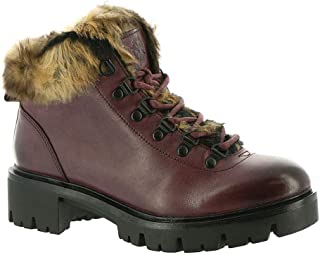 Bussola Womens RIC Leather Boot