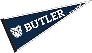 College Flags and Banners Co. Butler Bulldogs Pennant Full Size Felt
