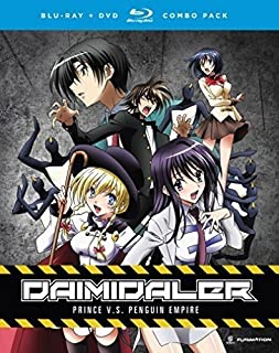 Daimidaler: Prince V.S. Penguin Empire - The Complete Series