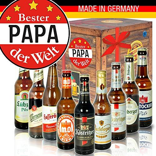 Bester Papa - Ostdeutsche Biere - Geschenke Geburtstag