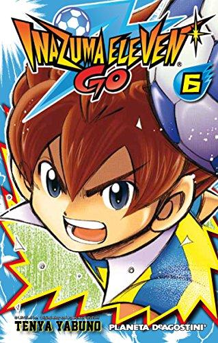 Inazuma Eleven Go nº 06/07 (Manga Kodomo) (Spanish Edition)