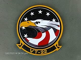 Squadron Nostalgia LLC VT-22 Golden Eagles Plaques