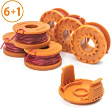 X Home Weed Eater String Spool Compatible with Worx WA0010 WG180 WG163 Edger, String..