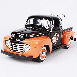 GBHJJ bilmodellsatser för vuxna, 1:24 zinklegering formgjuten bilmodell, dubbla dörrar som kan öppnas, metallkropp, hjul r...
