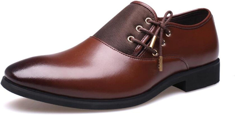 GTYMFH Mnner Schuhe Spitzenschuhe Spitz Freizeitschuhe Mode Koreanisch Mode Schuhe