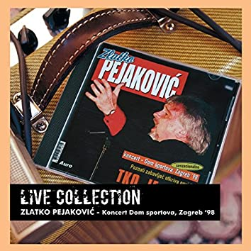 Live Collection: Dom Sportova,(Reizd.)