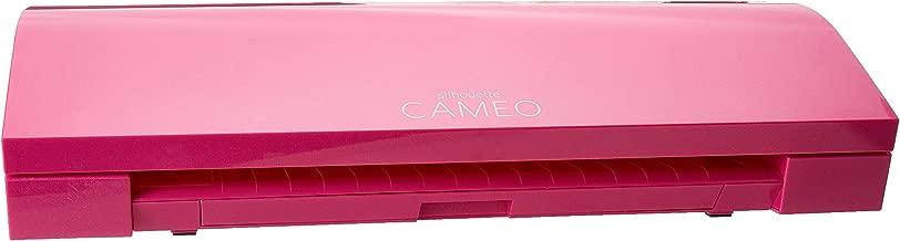 Silhouette SILHOUETTE-CAMEO-3-4T Wireless Cutting Machine - AutoBlade - Dual Carriage ,fucsia
