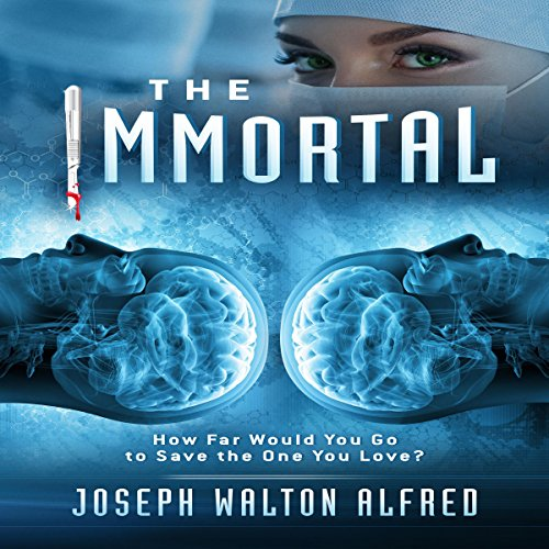 The Immortal audiobook cover art