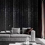 TV fondo pared minimalista abstracto cortina de cuentas pvc papel tapiz sala de estar TV fondo pared ktv bar rojo una generac papel pintado a papel pintado pared dormitorio autoadhesivo-400cm×280cm