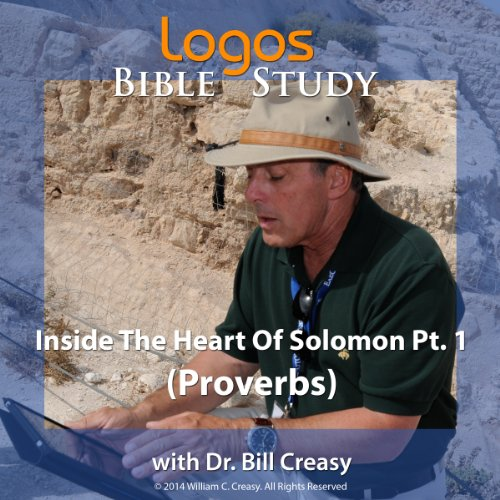 Inside the Heart of Solomon Pt. 1 (Proverbs) audiobook cover art