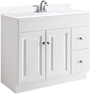 Outstanding Amazon Com Satin Bathroom Vanities Bathroom Sink Download Free Architecture Designs Scobabritishbridgeorg