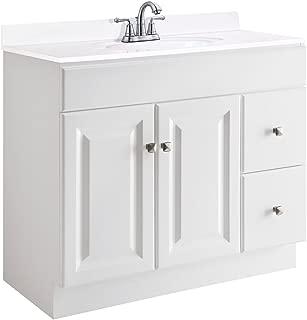 Best single vanity cabinet Reviews