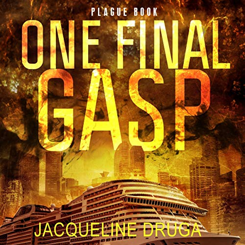 One Final Gasp audiobook cover art