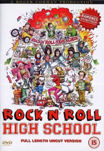 Rock'n Roll High School [DVD]