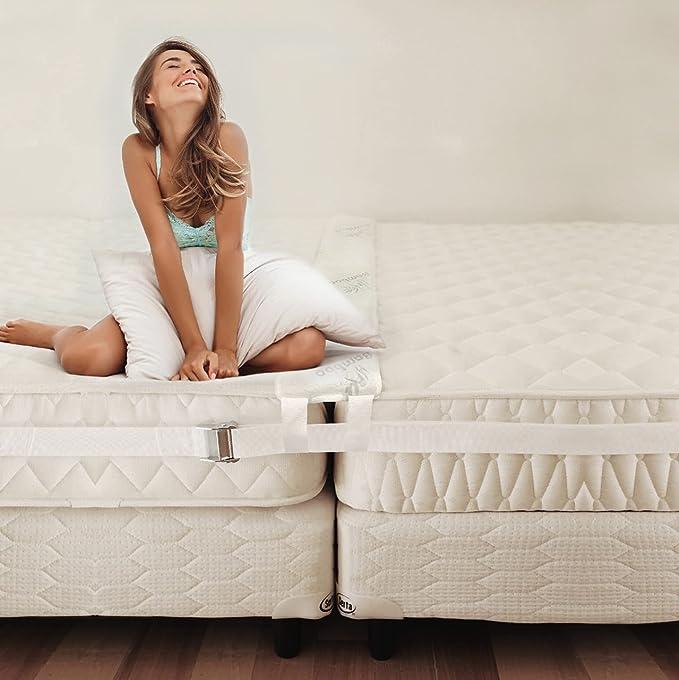 566 opinioni per BALIBETOV Unisci materassi (Bed Bridge) Kit- Unisci materassi Singoli in