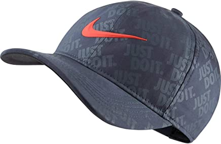NIKE Golf Classic 99 Limited Edition U.S. Open Golf Snapback Hat Just Do It (Thunder
