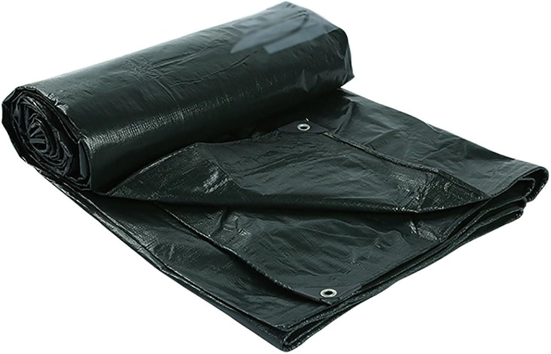 WFYB Waterproof Tarpaulin Sheet Tarps Outdoor,175G m2, Thickness 0.25MM, 7