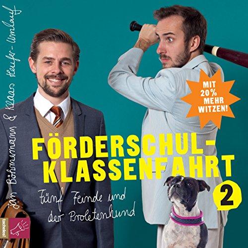 Förderschulklassenfahrt 2 audiobook cover art