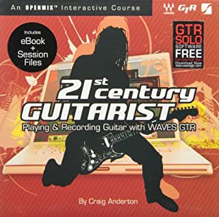 21st-Century Guitarist: Playing and Recording with WAVES GTR (1934411019)   Amazon price tracker / tracking, Amazon price history charts, Amazon price watches, Amazon price drop alerts
