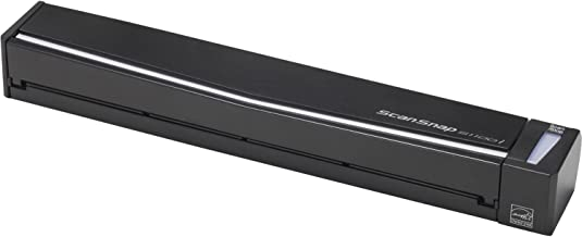$149 » Fujitsu SCANSNAP S1100i MOBILE SCANNER PC/MAC (Renewed)