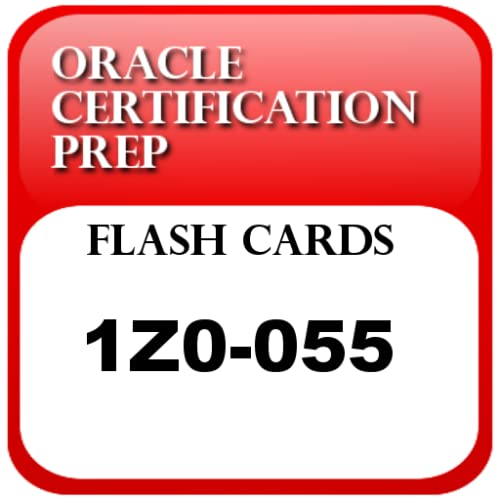 OCPFlash: Flash cards for 1Z0-055 -- Oracle Database 11g: New Features for 9i OCPs