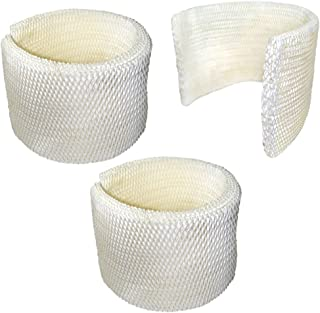 HQRP Filter 3-Pack for Kenmore Sears 32-15508 15508 03215408000 15408 154080 17006 29706 29988 29880C 758.1540801 758.154080 758.17006 758.15408010 758.29988 758.29706 29706 Humidifier Coaster