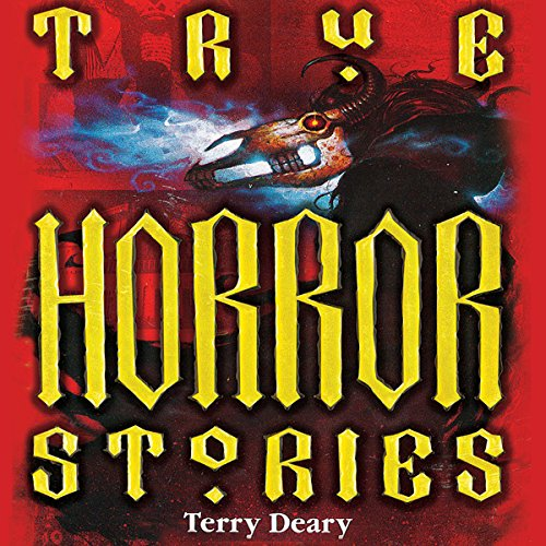 True Horror Stories audiobook cover art