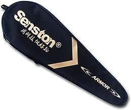 Senston Unisex Badminton Racket Cover Badminton Racket Bag with Adjustable Shoulder Strap.