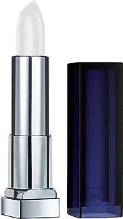 Maybelline New York Color Sensational White Lipstick Matte Lipstick, Wickedly White, 0.15 oz
