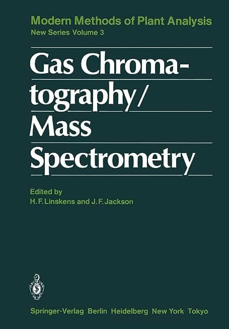 Gas Chromatography/ Mass Spectrometry