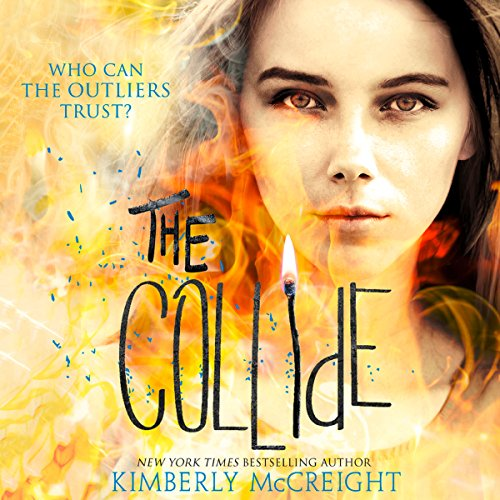 The Collide audiobook cover art