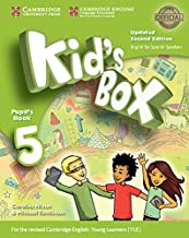 Kid's Box Level 5 Pupil's Book Updated English for Spanish Speakers Second Edition - 9788490366554