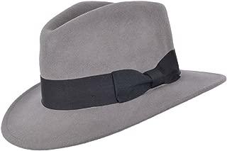 Zhhlaixing Elegante Sombrero de Jazz Sombrero Fieltro Panam/á ala Ancha Hat Fedora Sombreros de Sombrerera Sombreros de Vestir Trilby Cap para Viaje Fiesta Boda Viaje de Hombres Mujers