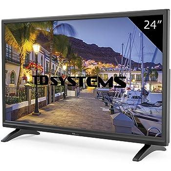 TD Systems K24DLM7H - Televisor Led 24 Pulgadas HD, resolución ...